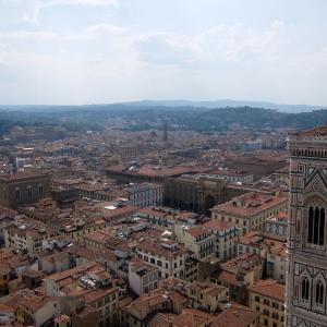 本帰国直前旅行3:フィレンツェ2日目は駆け足で観光