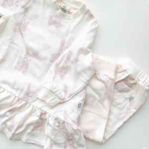 娘の「ジェラートピケのパジャマ」