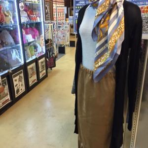 Christian Dior スカーフ 買取 販売 FINDSTORE大東店