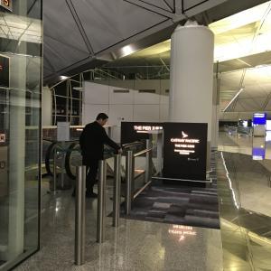 今までで最強‼キャセイパシフィック航空ラウンジTHE PIER@香港国際空港。