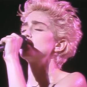 Madonna 1987 live in Tokyo