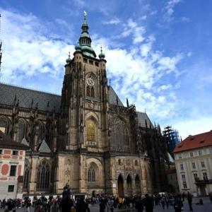 憧れの中欧へ!チェコ・オーストリア・スロベキア・ハンガリー