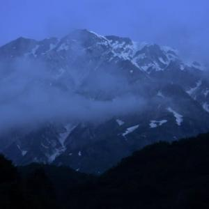梅雨の最中!白馬岳に逢いに‼