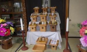 六日入り白山神社祭典