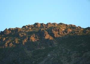 早池峰山登山