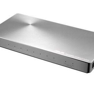 ASUSから10GBASE-T LAN×2を装備する10ポートスイッチングハブ発売