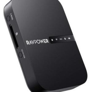 RAVPower、ファイルハブ機能などを備えるワイヤレスカードリーダー「FileHub RP-WD009」を発売