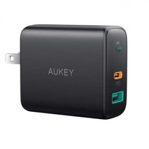 AUKEY、USB充電器「PA-D1」を発売。最大30W(USB PD)