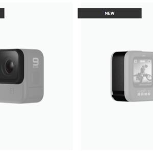 【非常時に必要】GoPro HERO9 Black用スペアパーツが発売される!