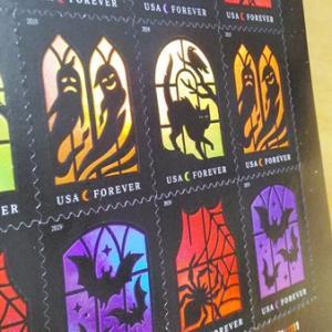 USPS新作切手、到着!
