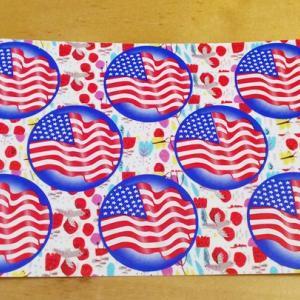 目ギラギラ!!手作りポストカード
