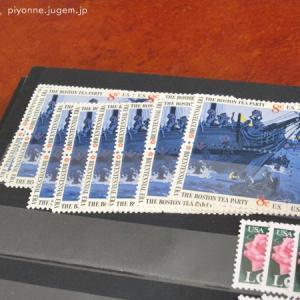 切手帳の整理