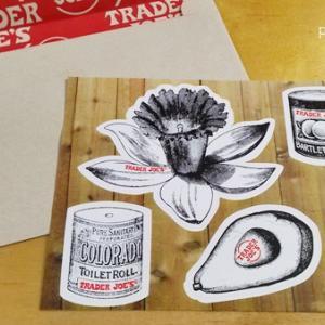 魅惑のMystery Stickers★TRADER JOE'S