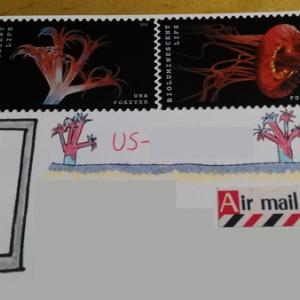 郵便デコ(2019) ♯48 ポスクロペンデコタイム