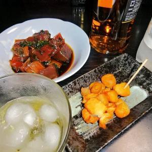 マイ道楽 VoL188 ホタテ貝柱を白ワイン蒸しでソフト燻製を・・