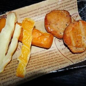 マイ道楽Vol 195 ホタテ貝柱ハチミツ味噌漬+さけるチーズ
