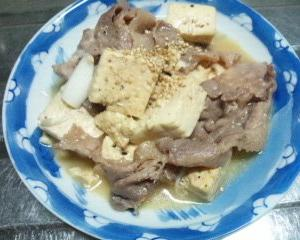 肉豆腐の日