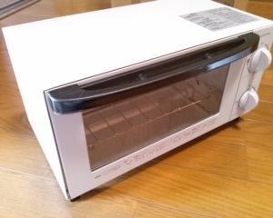 【オーブントースター】 コイズミ KOIZUMI KOS-1026/H を買いました。