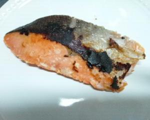 銀鮭の塩麹漬焼き