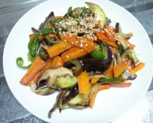 「野菜炒め」の日