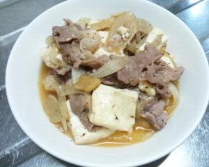 『肉豆腐』の日