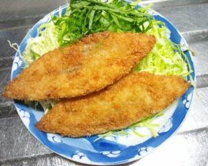 白身魚のフライ定食の日