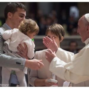 ローマ法王フランシスコさんの人間らしさを示すエピソード