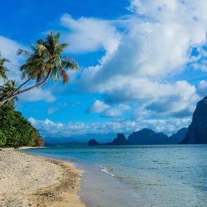 「フィリピンの美しい風景写真です」