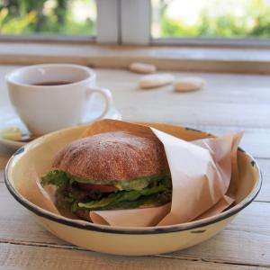 Roguii(ロギ)@沖縄市~ロギのサンドイッチで朝カフェ