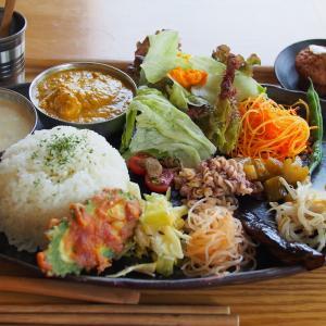 デチビカ (dechibica)@沖縄・読谷~カレー&島野菜ランチ