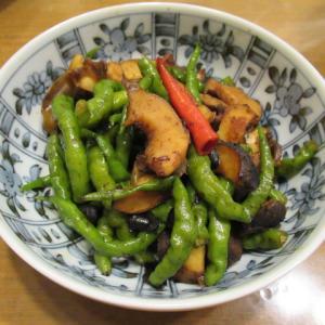 サザエの豆豉炊き