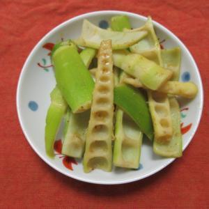 筍のタイカレー風味炊き