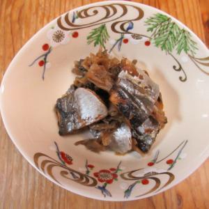 鰊の梅乾菜炊き