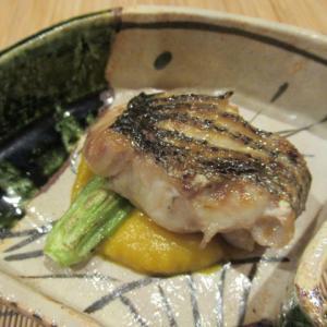 勝間南瓜(こつまなんきん)の塩炊き