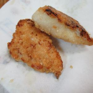 鯛の台湾風からあげ 酥炸鯛魚