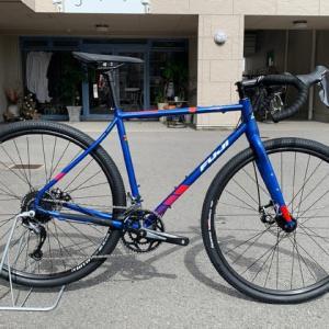マルチパーパスな自転車です♪