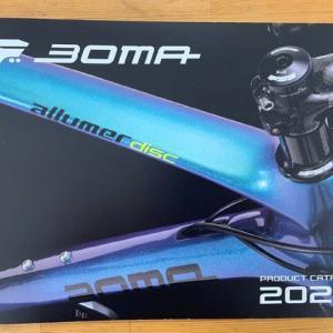 BOMA 2020年カタログが届きました♪