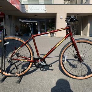 古くて新しい、そんな自転車です♪
