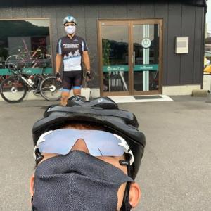 生どら・朝ラー、サイクリング♪