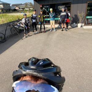 パン屋 Ameriサイクリング♪