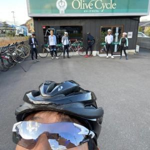 朝ラー・デカパン♡サイクリング♪