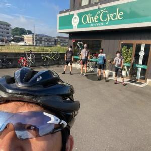 涼を楽しむサイクリング♪