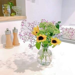 手軽にお花が楽しめる❣お花の定期便サービスでワクワクおしゃれ生活をあなたに