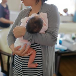 産後の安静、ゆっくりするという意味じゃない!
