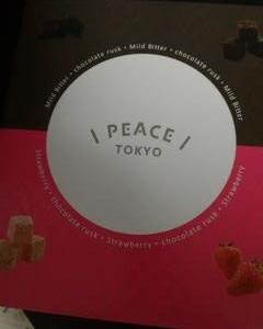 PEACE TOKYO