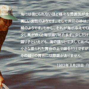 海の美しさ(7月8日)