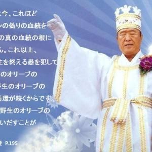 交叉・交体祝福結婚(11月30日)