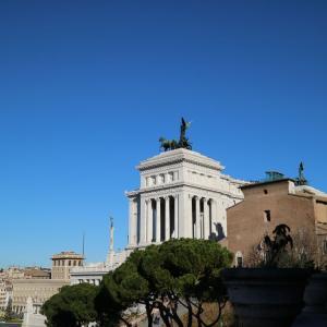 ローマの穴場スポット カピトリーノ美術館のカフェ