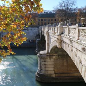 テヴェレ川とかパンテオンとかカラヴァッジョとか