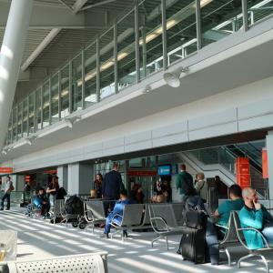 ワルシャワ空港のダイナースで利用できるラウンジ